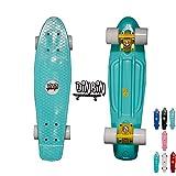 DINBIN Complete Mini Cruiser Penny Board 22'' Pro Skateboards