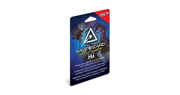 Amazon com: Hyperkin Save Wizard Save Editor for PS4