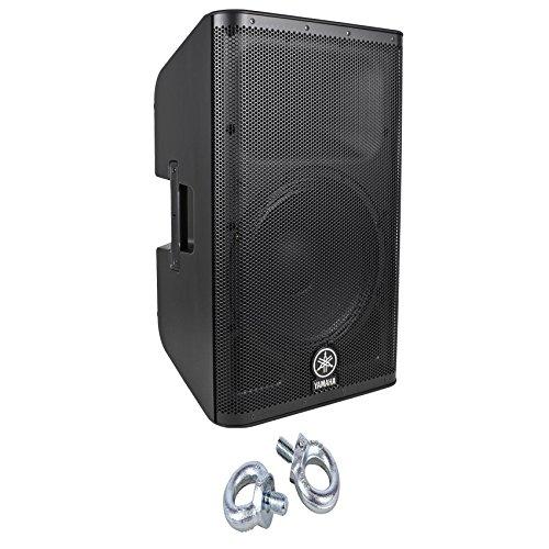 Yamaha DXR12 12 1100 Watt Bi-Amped Live Sound Active/Powered Loud ()