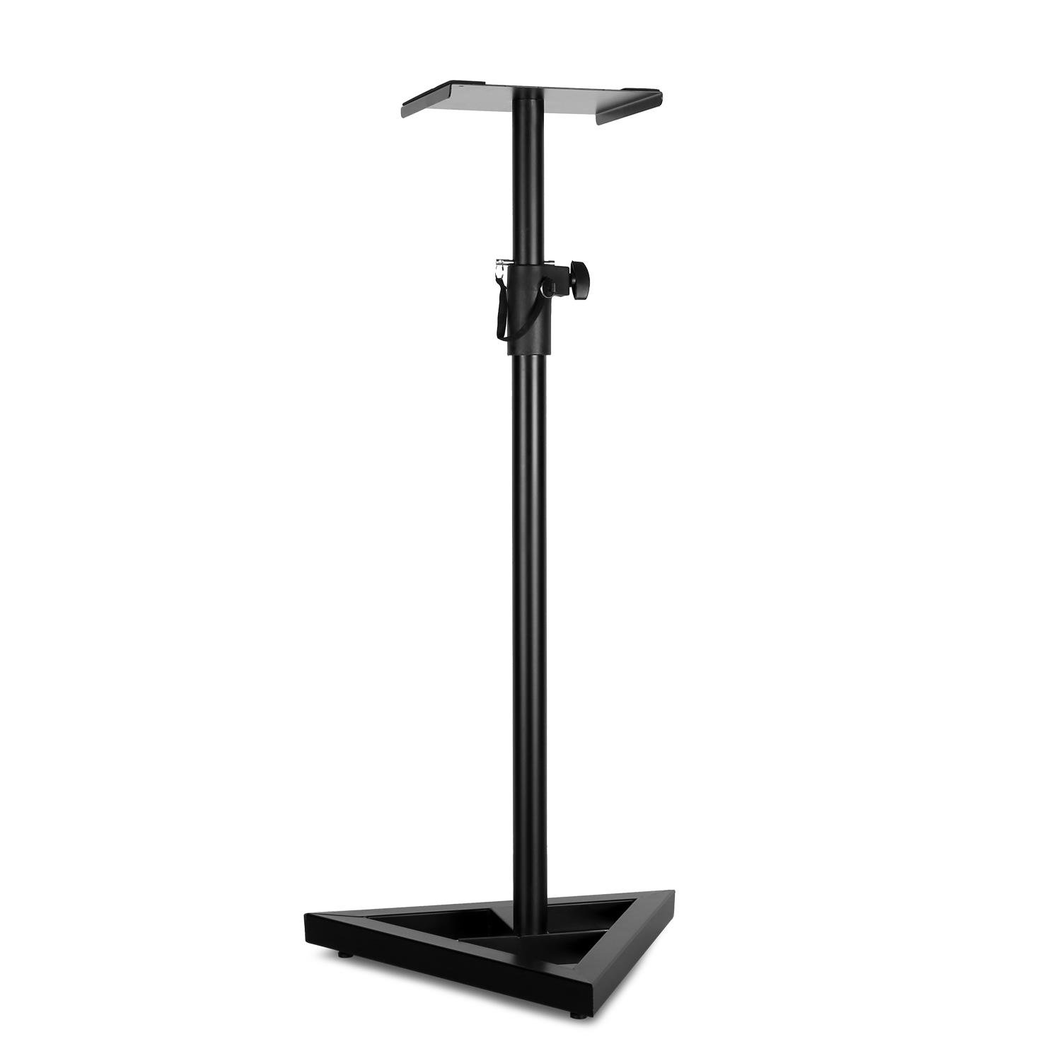 Auna Monitor-Stand 5 supporto altoparlanti nero
