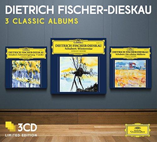 Fischer-Dieskau - Three Classic Albums [3 CD][Limited Edition]