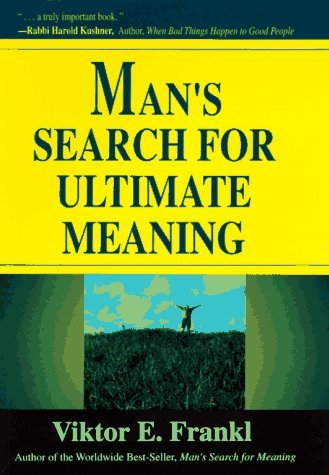 mans search for meaning summary essay