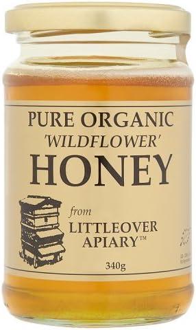 Littleover Apiary - Wildflower Honey - 340g
