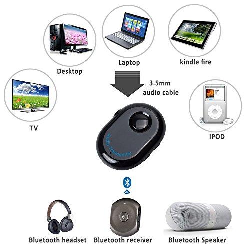Bluetooth Transmitter, Lantoo Bluetooth 4 0 Transmitter