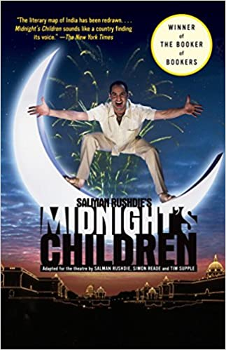 salman rushdies midnights children adapted for the theatre by salman rushdie simon reade and tim supple modern library paperback