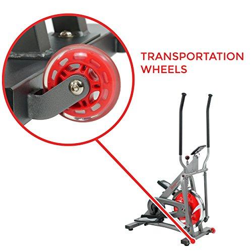 Sunny Flywheel Elliptical Trainer Grey Buy Online In Uae