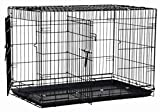 Precision Pet Products Prec Great Crate 48 x 30 x 33 Black