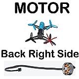 Back Right Motor for Parrot Bebop drone (Certified Refurbished)