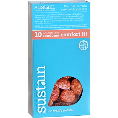 sustain-condoms-comfort-fit-lubricated-latex-10-pack-pack-of-2
