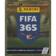 2015 FIFA 365 Panini World Soccer Sticker Collection Unopened Box of 50 Packs with 350 Stickers Total