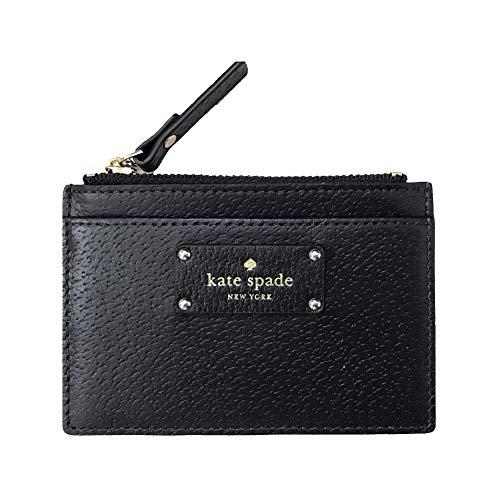 Kate Spade New York Adi Grove Street Pebbled Leather Card Wallet Coin Purse (Card Coin Purse Holder)