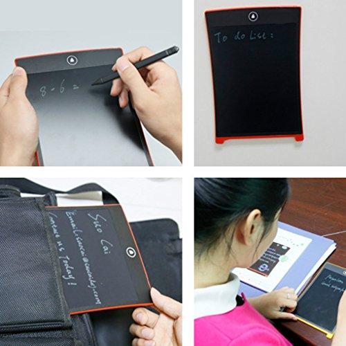 starall graphique graphique graphique LCD plateaux Tableau d'écriture Tablette graphique 8,5/12