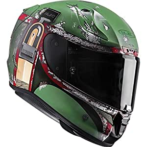 HJC RPHA 11 Star Wars Boba Fett Full Face Motorcycle / Motorbike Helmet - XL