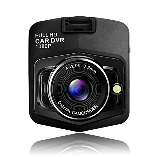 Dash Cam Camera for Cars with Full HD 1080P 172 Degree Super Wide Angle Cameras,WDR,Loop Recording