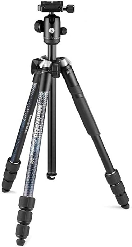 Manfrotto Element Mii Kamerastativ Aluminium Kamera