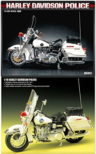 harley davidson model kits - 8