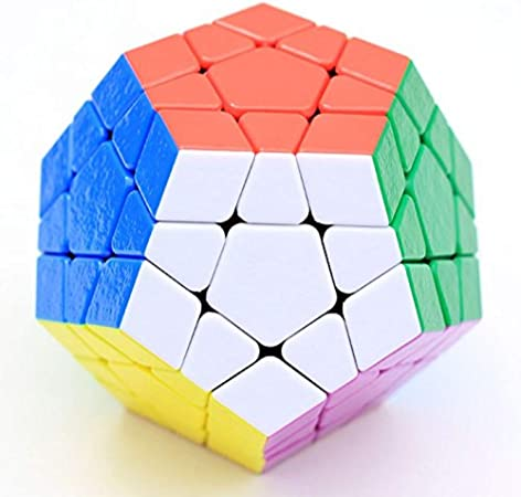 YAMAMA Stickerless Megaminx Speed Cube