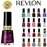 Beauty Brags Revlon Enamel Finger Nail Polish, 10 Piece