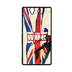 Creative Phone Cases For Kids For Sony Xperia Z L36H Custom Design With The Who Choose Design 1