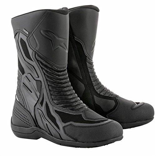 Alpinestars Air Plus v2 Gore-Tex XCR Boots Black Euro Size 50 / US Size ()