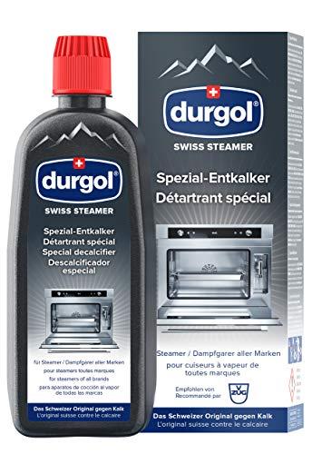 Durgol Swiss Steamer Descaler/Decalcifier for Steamer Ovens, 16.9 Fluid Ounce Bottle