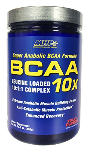 MHP BCAA 10x Supplement, 10.6 ...