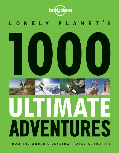 1000 ultimate adventures book - 1