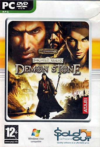 Forgotten Realms Demon Stone (PC) (UK)