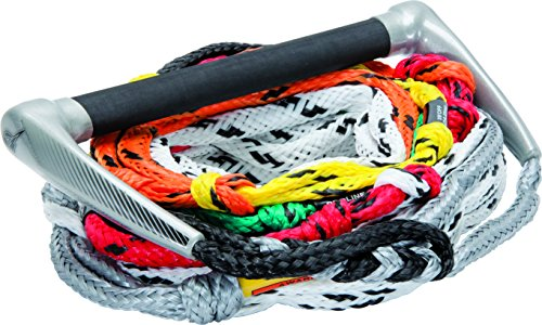 Proline Waterski Course Handle with 10-Section Air Mainline Rope, 13
