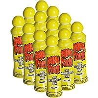 One Dozen 3oz Dabbin' Fever Yellow Bingo Dauber