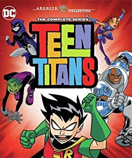 Amazon.com: Teen Titans Go! To the Movies (Blu-ray): Various ...