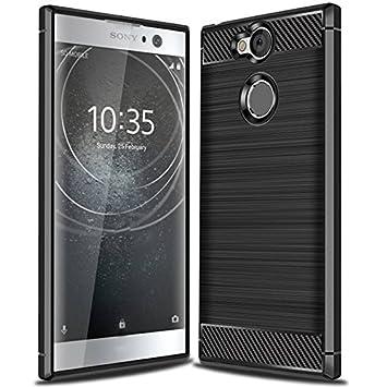 Sony XA2 Funda, Acelive TPU Silicona Case Cover Carcasa Protectora y para Sony Xperia XA2