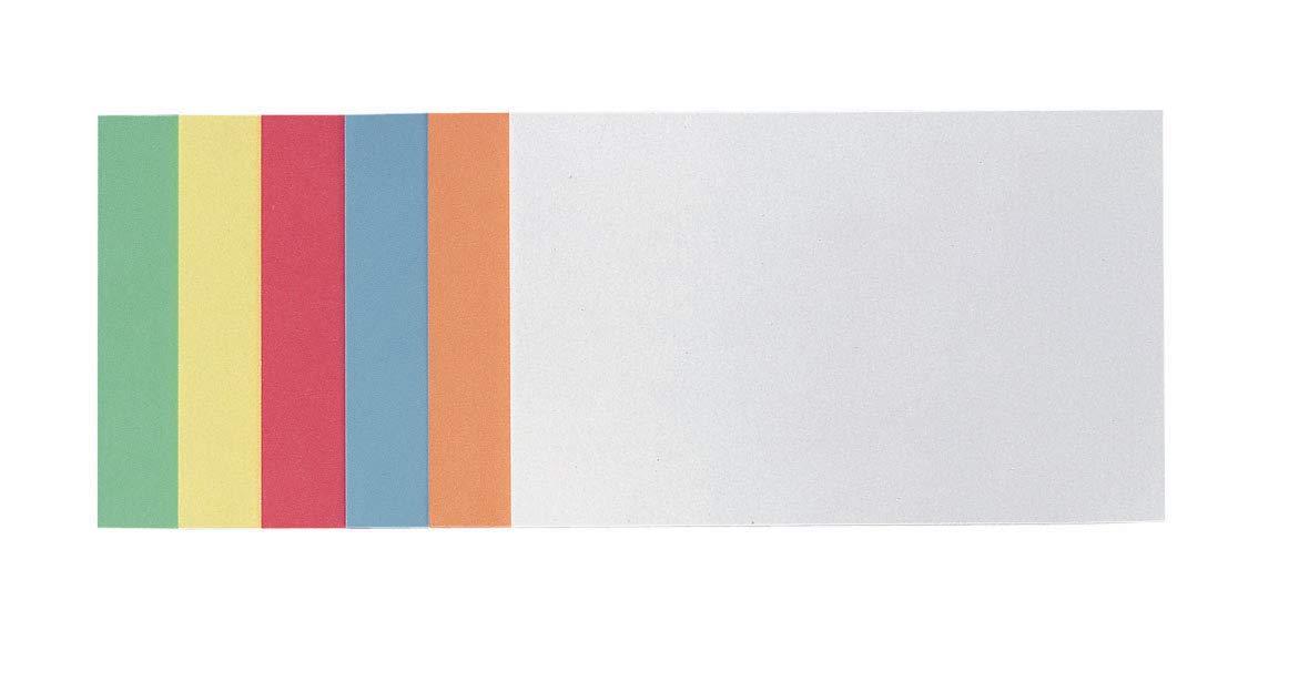 Franken UMZS2099 Moderationskarten selbstklebend 300 St/ück sortiert