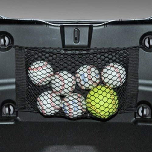 Envelope Style Trunk Cargo Net for Chevrolet Camaro 2016 2017 2018 2019