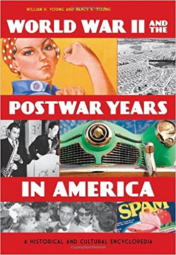 Amazon.com: World War II and the Postwar Years in America [2 ...