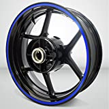 Thick Outer Rim Liner Stripe for Kawasaki Ninja 650 Gloss Blue