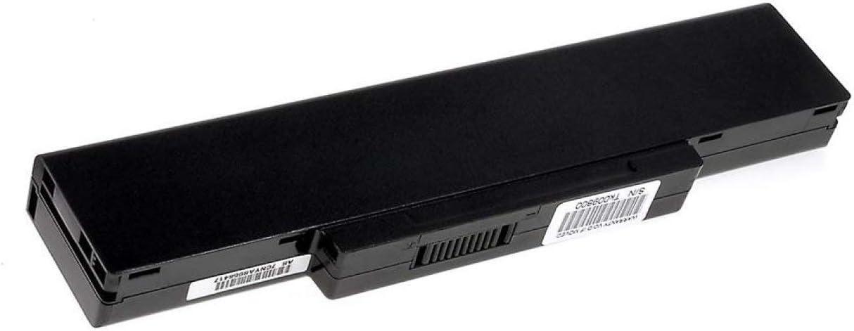 Powery Batería para Albacomp Activia Standard M Traveller 5200mAh, 11,1V, Li-Ion