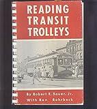 Reading transit trolleys (Pennsylvania traction series)
