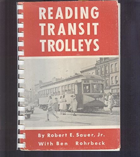 Reading transit trolleys (Pennsylvania traction series)
