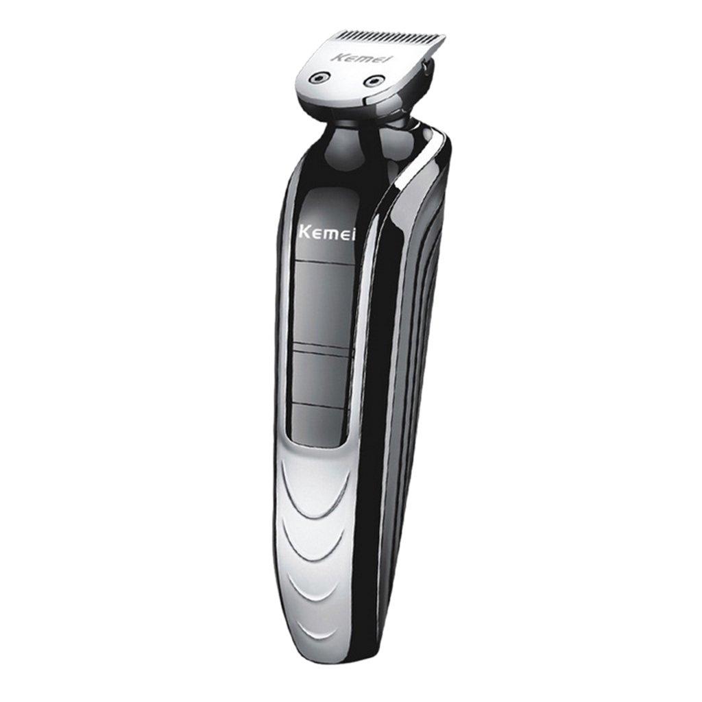 gazechimp multifunción Cortapelos como Barba de pelo nariz cortapelos para hombre y niños - Ideal para uso Peluquería Salon y el Hogar, de la UE conector: ...
