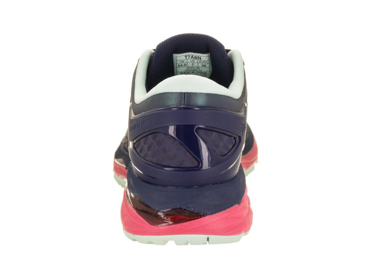 ASICS Women's Gel-Kayano 24 Lite-Show Running US Indigo Shoe B01N8P5W3T 5.5 B(M) US Indigo Running Blue/Black/Reflective f86fd7
