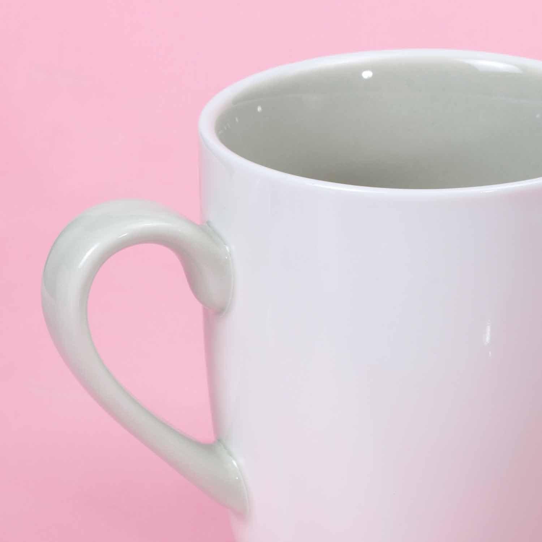 Stormy  tasse et Chaussettes en blanc // marron// capacit/é 250 ml 1001859 Pusheen thumbs Up!