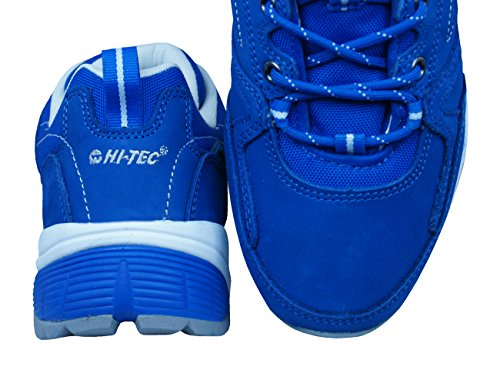 Hi Tec V Lite Sphike Nijmegen Low Womens Walking / Trail Trainers Blue 64ruatt