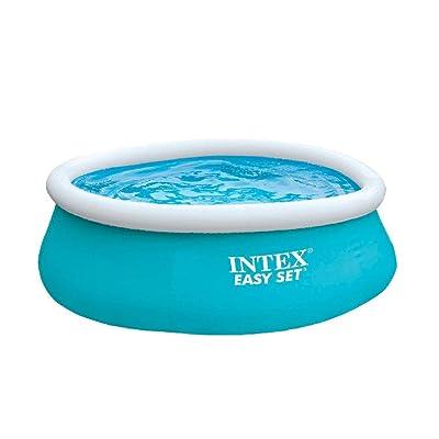Intex 6ft x 20in Easy Set Swimming Pool #28101: Garden & Outdoor