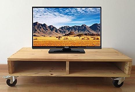 Mesa TV Palet Ruedas Ref.MPTVR1155526