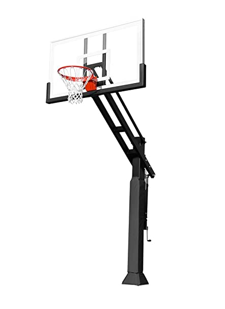 pro dunk hoops. Pro Dunk Gold With Rust Armor Driveway Basketball Goal Hoop Hoops