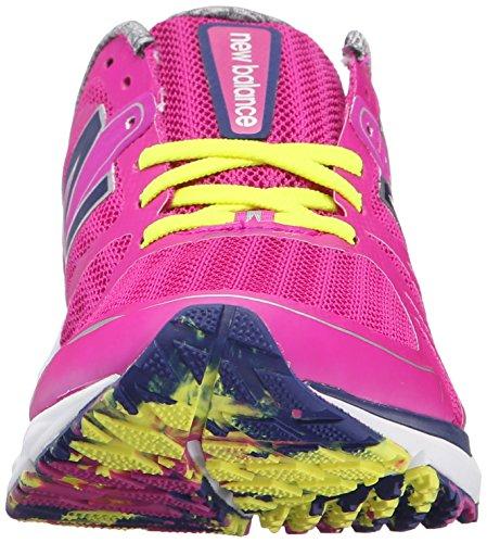 Zapatillas De Running New Balance W1500v2 Para Mujer Rosa / Blanco