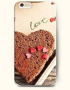 SevenArc Apple iPhone 6 Case 4.7 Inches - Love Bread