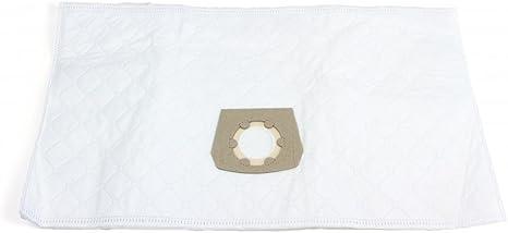 10 sacs pour aspirateur pour Parkside PNTS 30//8 E 30//8e Made in Germany