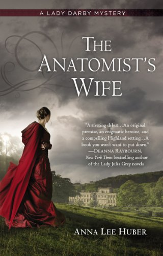 The Anatomist's Wife (A Lady Darby Mystery Book 1) cover